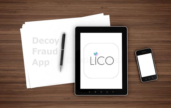 出会系アプリ「LICO」