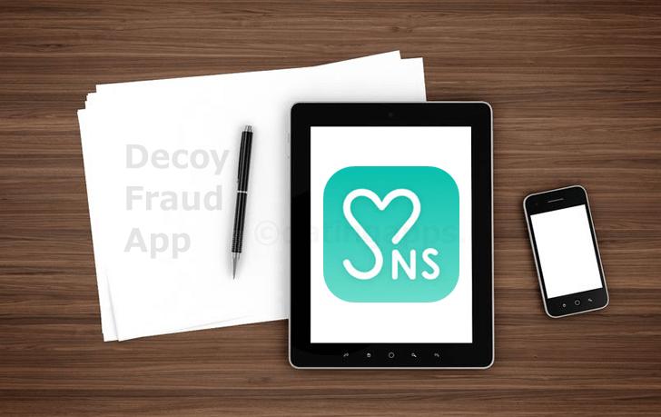 出会系アプリ「マッチングチャットSNS」