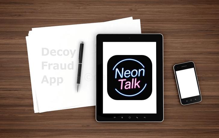 出会系アプリ「Neon Talk(ネオントーク)」