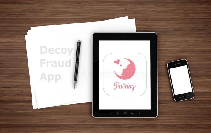 出会系アプリ「PairRing(ペアリング)」